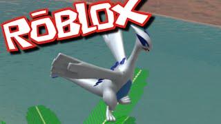 Roblox POKEMON GO HUNT!! I FOUND LUGIA IN ROBLOX!!
