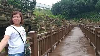 preview picture of video 'Phượt Trung Quốc # 1 Công viên Kim Bình - Hà Khẩu - Vân Nam'