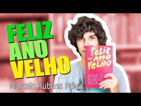Livro Feliz Ano Velho - Marcelo Rubens Paiva