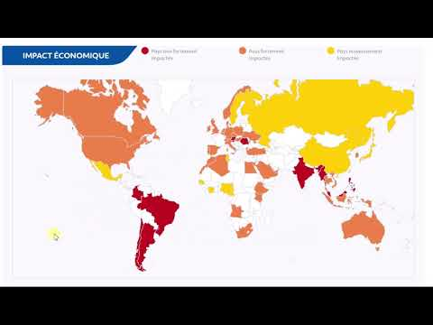 Impact du COVID 19 sur les marchés exports avec Team France Export