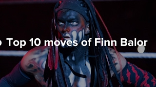 finn balor moves - Free video search site - Findclip