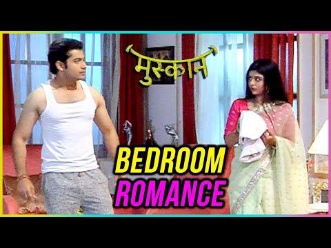 Raunak Muskaan Bedroom Romance In Muskaan
