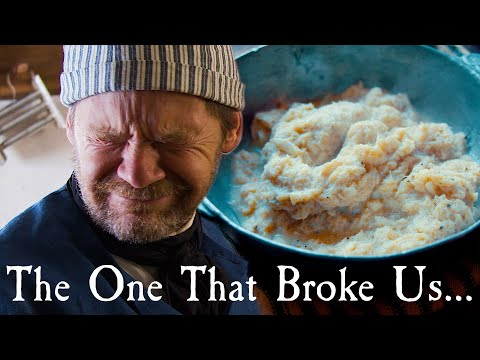 A Terrible Discovery! – Historic Stewed Crab Dish