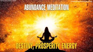 ALBUM: Destiny, Prosperity Meditation Music !! Abundance oF Positive Energy !! Solfeggio Frequency
