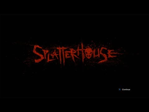 Splatterhouse (PlayStation 3)【Longplay】