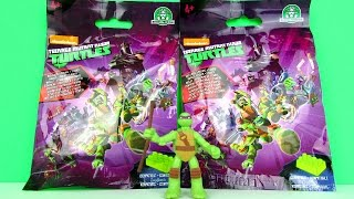Nickelodeon Teenage Mutant Ninja Turtles Mystery LEGO Compatible Figure Blind Bags Toys