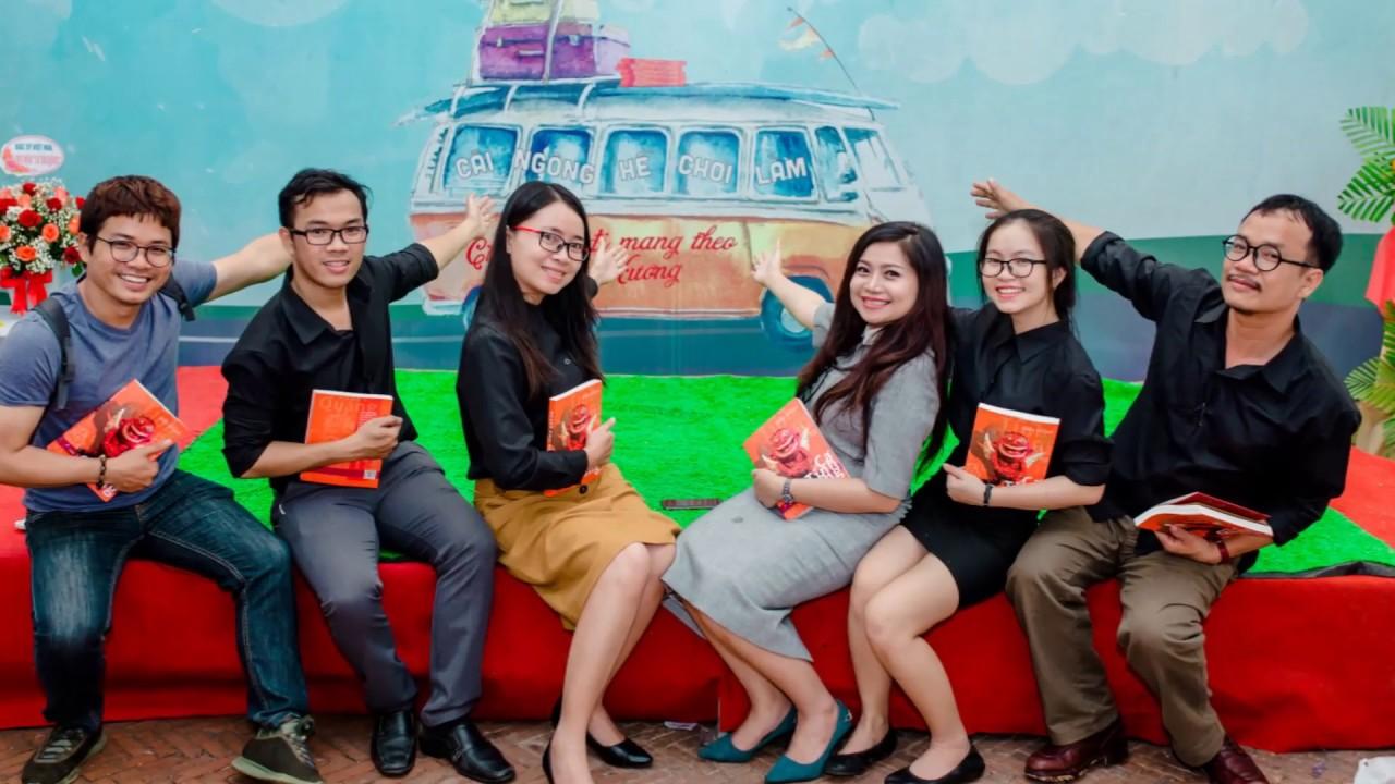 Buổi ra mắt Cá tính Quảng tại Quảng Nam