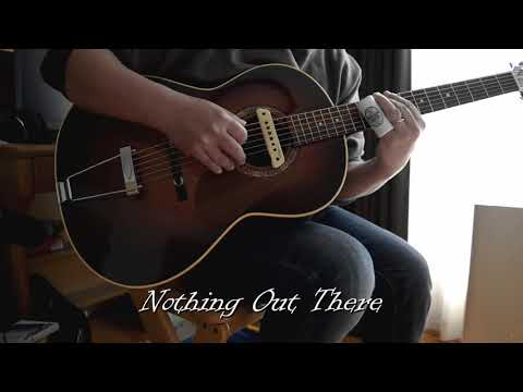 Nothing Out There / Paris,Texas (Cover)
