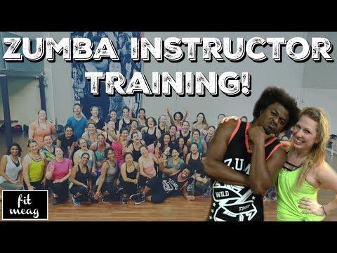 ZUMBA INSTRUCTOR TRAINING - YouTube