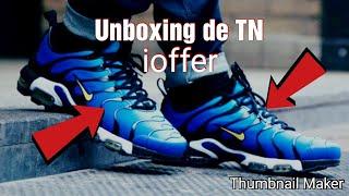 sale retailer 8ba24 fbef8 unboxing-de-tn-achetÉe-sur-ioffer-presque-identiques-