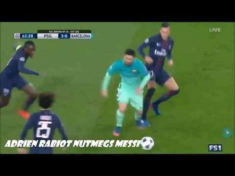 Download Lionel Messi Humiliated And Nutmegged By Great Players - Part 1 HD Mp4 3GP Video and MP3