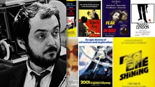 All Stanley Kubrick Movies (1953 1999)