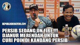 Persib On Fire! Begini Tanggapan Djanur