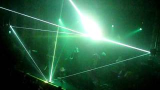 Fever Ray - Now's the Only Time I Know - Live at The Metro in Chicago, IL