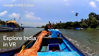 Explore Incredible India in 360 | #GoogleArts