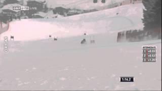FIS Worldcup Super-G Saalbach (AUT) 2015 - Vincent Kriechmayr