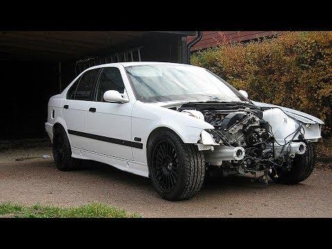 1994 BMW Alpina B3 3.0 E36 Restoration Project