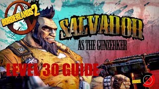 gunzerker build borderlands 2 level 30 - TH-Clip