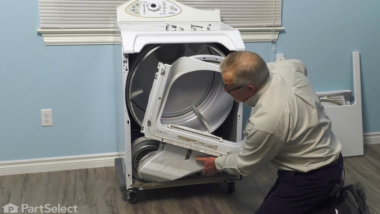 Replacing your Maytag Dryer Blower Wheel