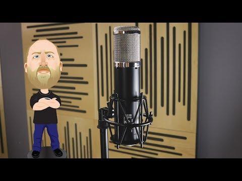 Lauten Audio LA320 Mic - Demo