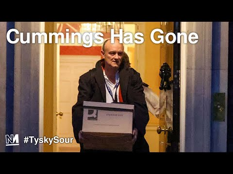 Dominic Cummings Is OUT of Downing Street | #TyskySour