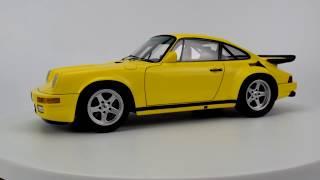 Spark RUF/Porsche CTR Yellowbird