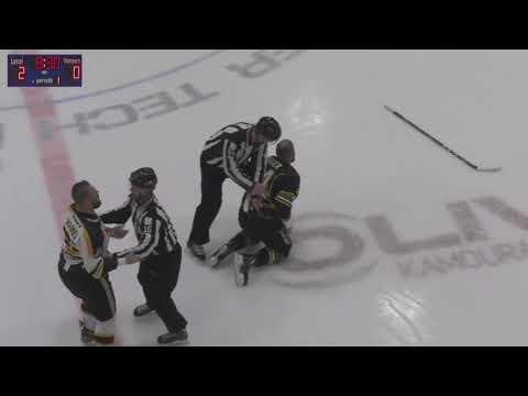 Dave Hamel vs Jonathan Fortier