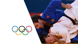 Men's Judo -73 kg Gold Medal Match   London 2012 Olympics