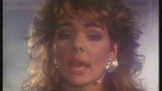 Sandra - In The Heat Of The Night (1985) Videoclip, Music Video, Lyrics Included