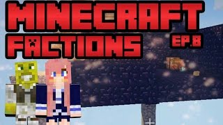 Derpy Raiding | Ep. 8 | Minecraft Factions with Smallishbeans