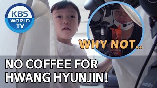 No coffee for Hwang Hyunjin! [The Return of Superman/2020.06.28]