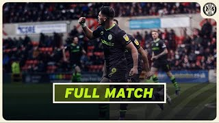 FULL MATCH   Swindon Town vs Forest Green Rovers