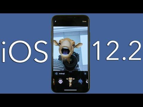 iOS 12.2: What's new? (Apple News+, 5GE, Animoji, more)