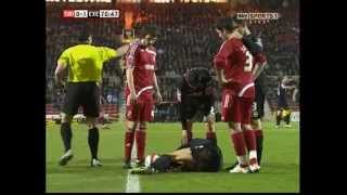 preview picture of video '2010-04-12 Swindon Town vs Exeter City [full match]'