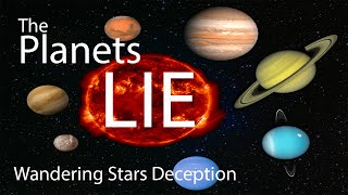 Book of Enoch & The Bible Show Planets Are Living Wandering Stars