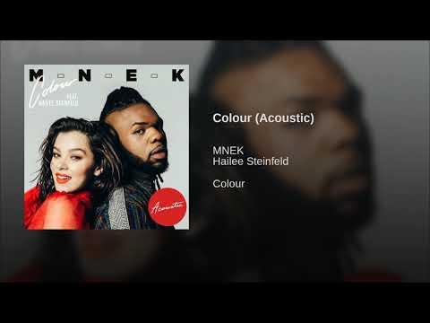 MNEK ft. Hailee Steinfeld - Colour (Acoustic)