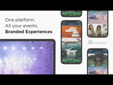 Cadence - Experience Every Moment