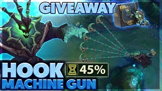 HOOK AFTER HOOK | SPECIAL GIVEAWAY | 45% CDR THRESH SUPPORT - BunnyFuFuu