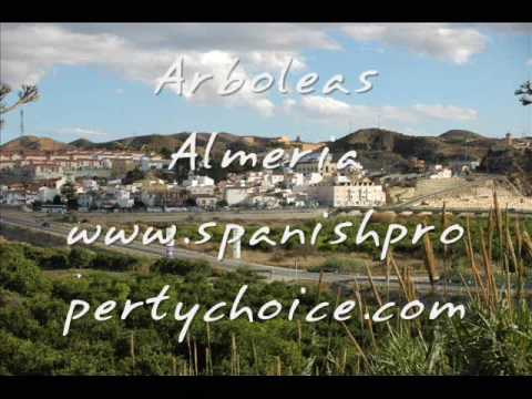 Arboleas, Almeria, Spain - Click to play video