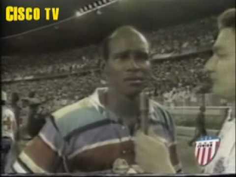 Junior fue campeón en 1993 en una de las finales más infartantes del fútbol colombiano