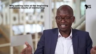 Why setting rules at the beginning enhances results of mentorship