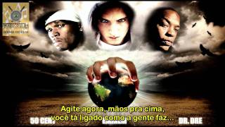 "Eminem ft. Dr. Dre and 50 Cent - ""Curtains Down"" [Alta Definição - HD] [Traduzido]"