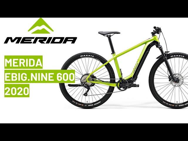 Видео Велосипед Merida eONE-SIXTY 500SE silk titan/black