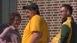 NDSU rededicates oldest residence hall