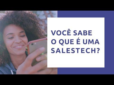 O que é uma salestech Conheça a ZAZ Vendas, a primeira salestech do Brasil