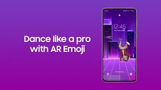 Galaxy S21: Dance like a pro with your AR Emoji | Samsung thumbnail