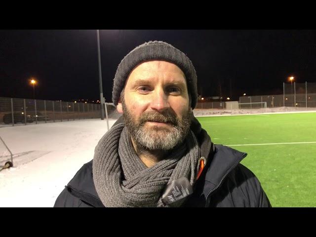 Sigurvin Ólafs: Stefnan að vinna deildina