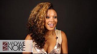 Chanté Moore Talks Maintaining A Great Relationship With Ex Kadeem Hardison | MadameNoire