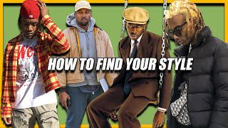 HOW TO FIND YOUR STYLE & START YOUR WARDROBE (4 EASY STEPS)