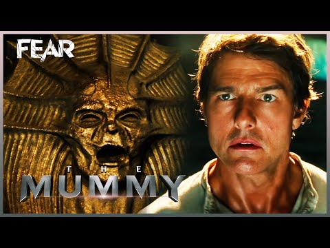 Ahmanet Is Freed From Her Prison | The Mummy (2017)